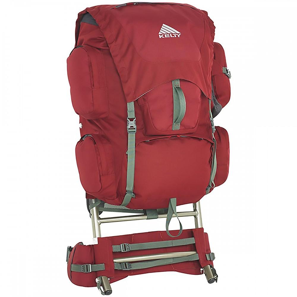 photo: Kelty Trekker 65 external frame backpack