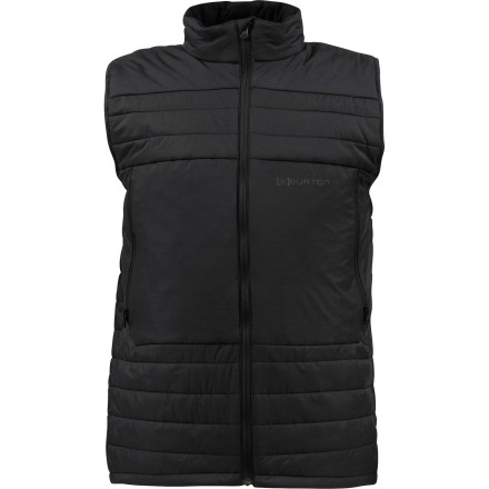 photo: Burton Helium Insulated Vest synthetic insulated vest