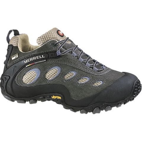 photo: Merrell Women's Chameleon Wrap Gore-Tex XCR trail shoe