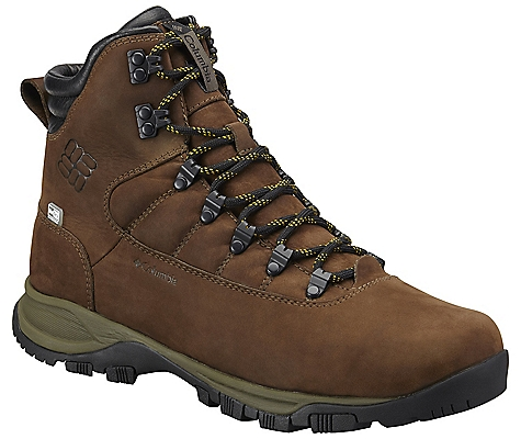 photo: Columbia Gruben OutDry Mid hiking boot