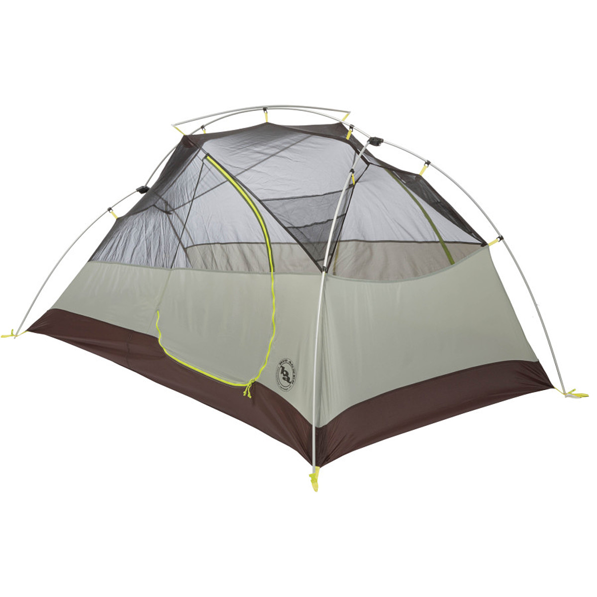 photo: Big Agnes Jack Rabbit SL2 three-season tent
