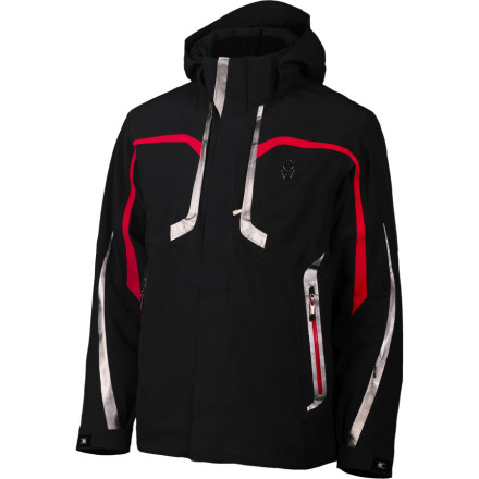 photo: Spyder Revelstoke Jacket snowsport jacket