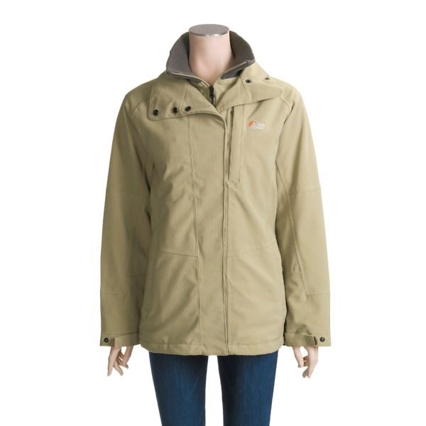 photo: Lowe Alpine Ontario Jacket synthetic insulated jacket