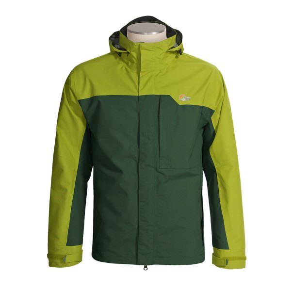 photo: Lowe Alpine Tour GTX Jacket waterproof jacket