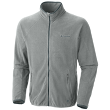 photo: Columbia Summit Rush Full Zip fleece jacket