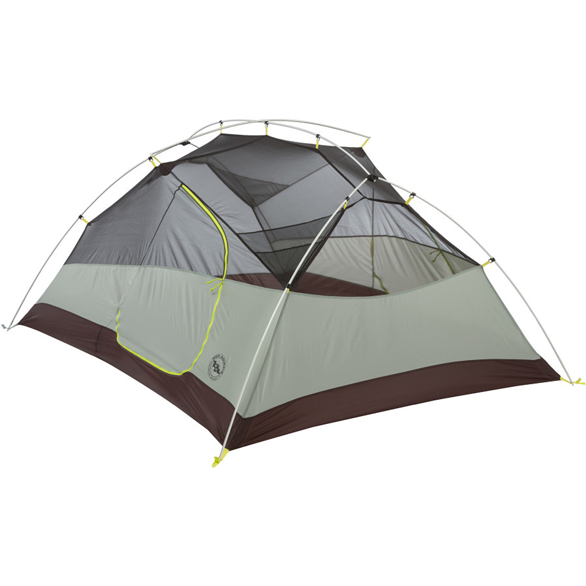 photo: Big Agnes Jack Rabbit SL3 three-season tent