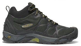 photo: Keen Shellrock Mid WP hiking boot