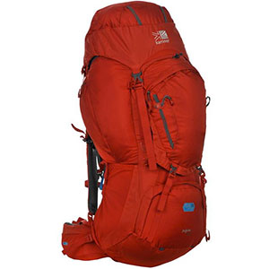 photo of a Karrimor hiking/camping product