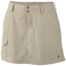 photo: Columbia Women's Silver Ridge Skort hiking short