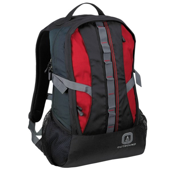 photo: Outbound Velocity daypack (under 2,000 cu in)