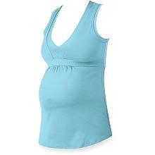 photo: prAna Luna Maternity Top short sleeve performance top