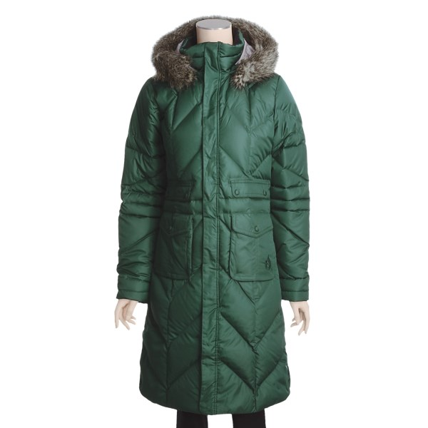 Isis Snow Queen Coat II