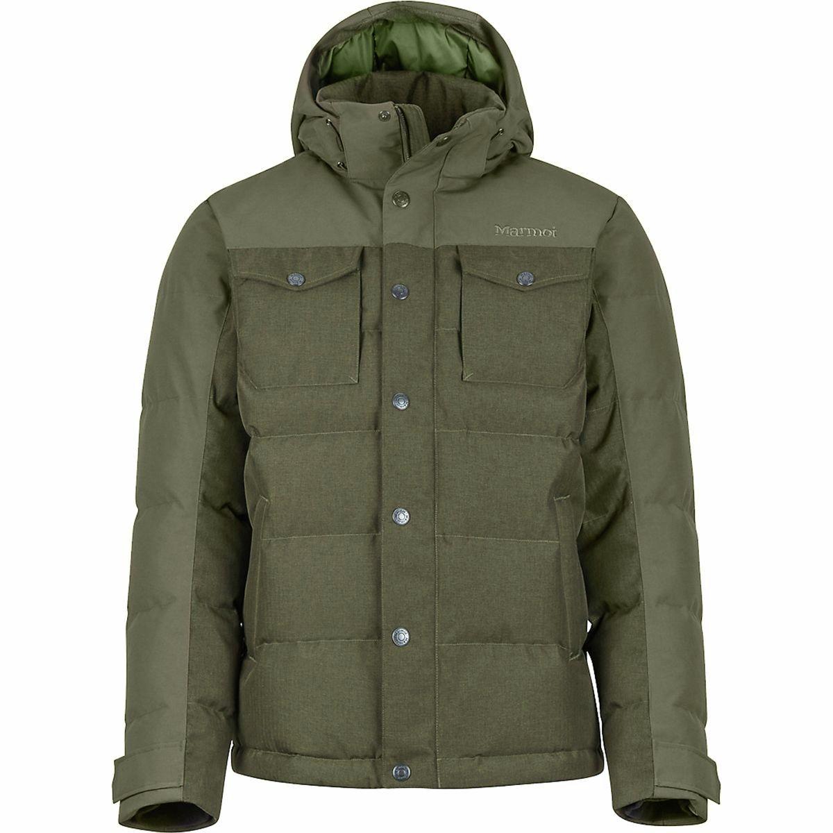 photo: Marmot Men's Fordham Jacket down insulated jacket