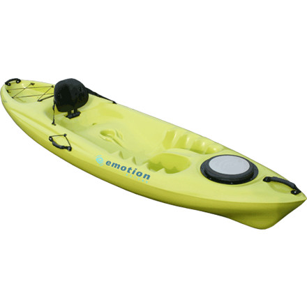 Emotion Kayaks Temptation