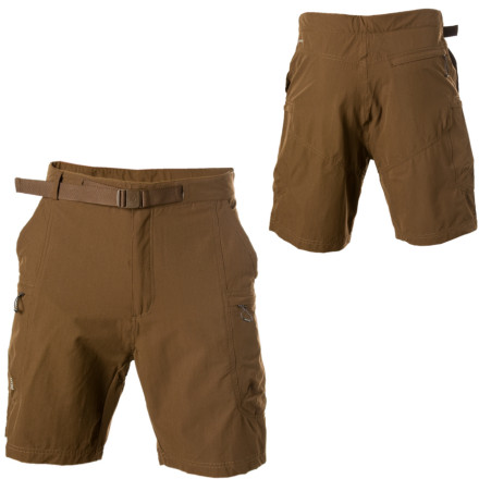 photo: Millet Men's Trek Stretch Short hiking short
