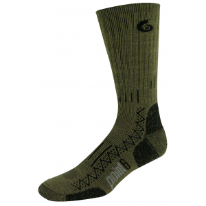 photo: Point6 Kids' Hiking Tech Medium Crew hiking/backpacking sock