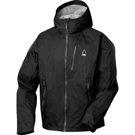 photo: Sierra Designs Men's Stellar Jacket waterproof jacket