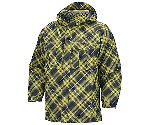 photo: Columbia Rugged Peak Jacket snowsport jacket