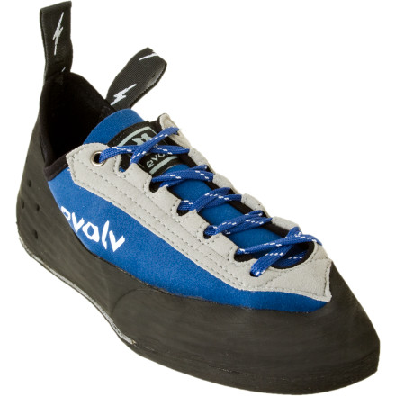 photo: evolv Quest AF climbing shoe
