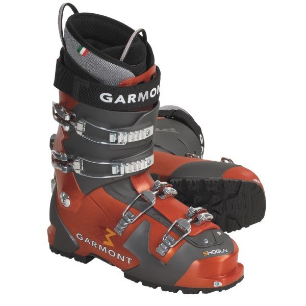 photo: Garmont Shogun alpine touring boot