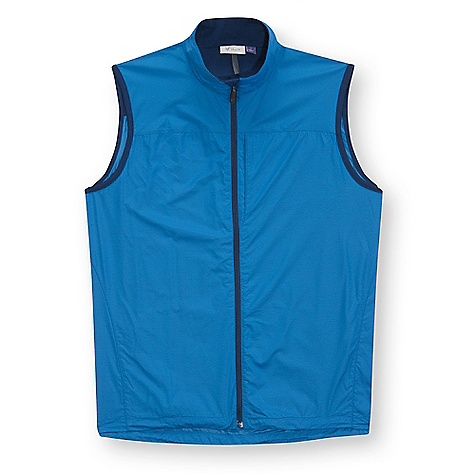 photo: Ibex Momentum Vest wind shell vest