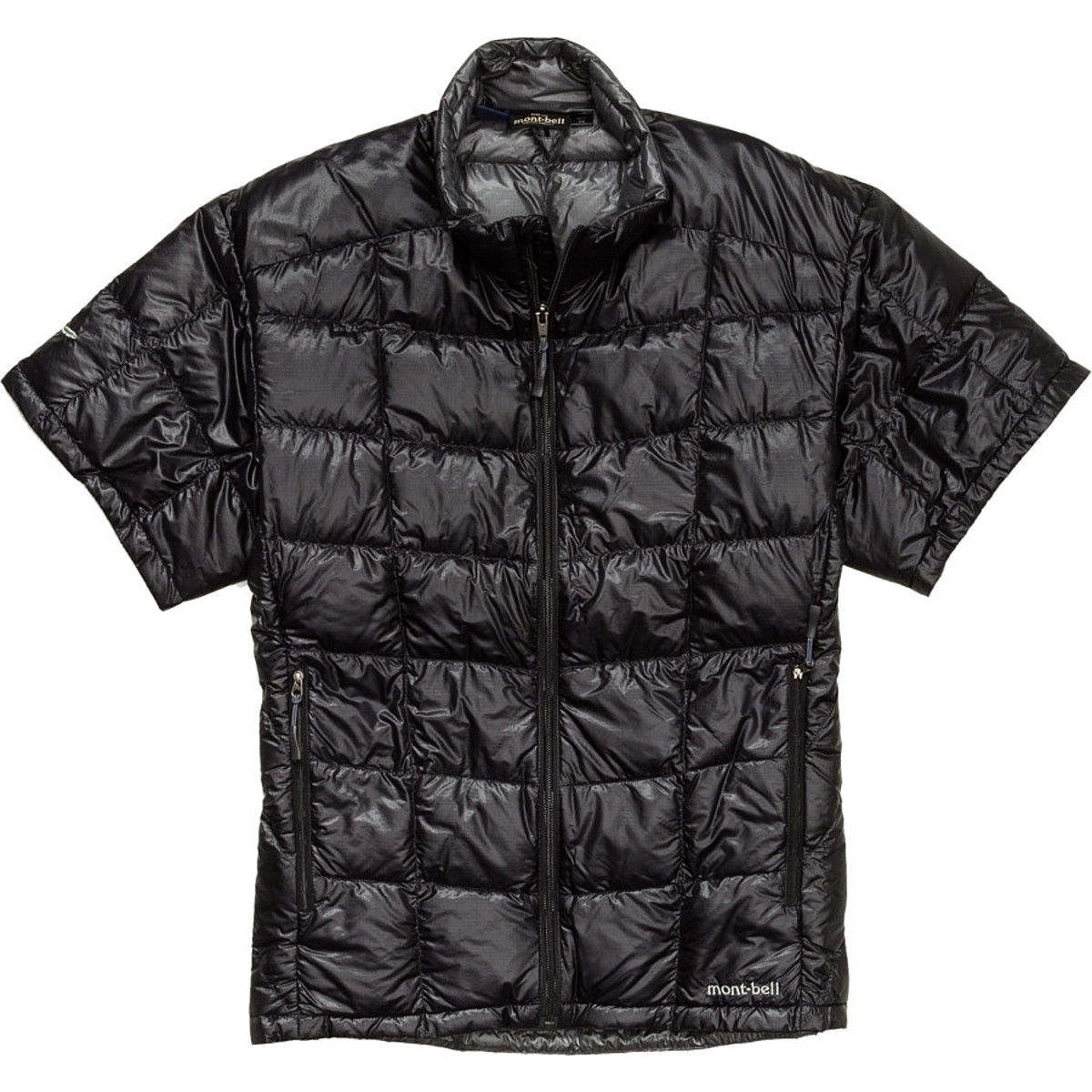 photo: MontBell U.L. Down Inner Half Sleeve Jacket down insulated jacket