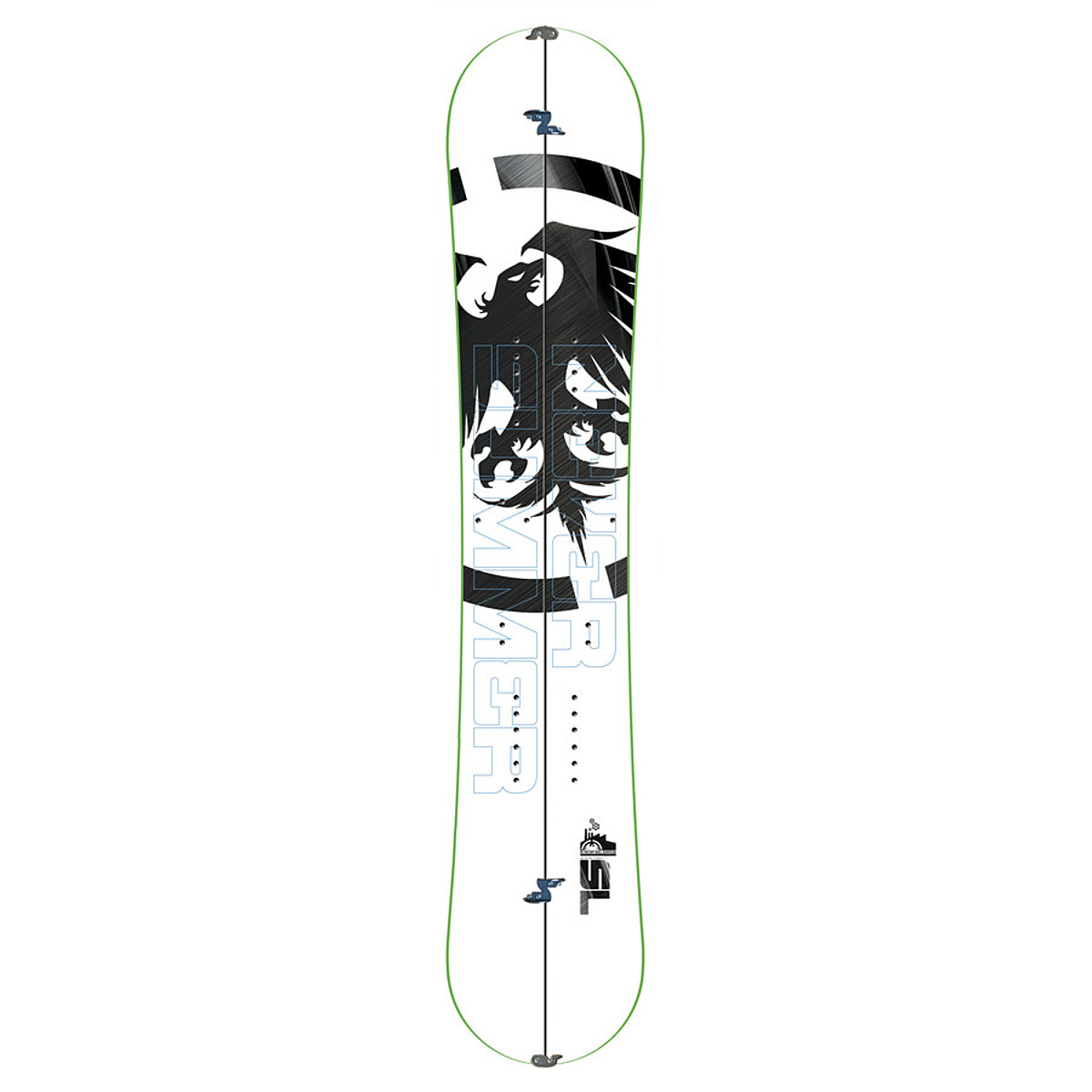 Never Summer SL Split Snowboard