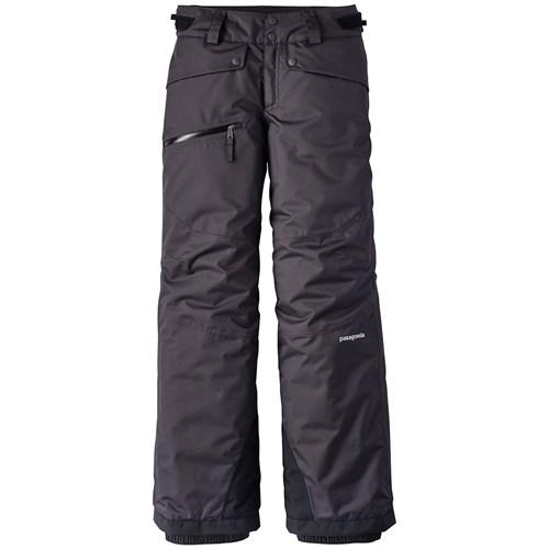 photo: Patagonia Girls' Snowbelle Pants snowsport pant