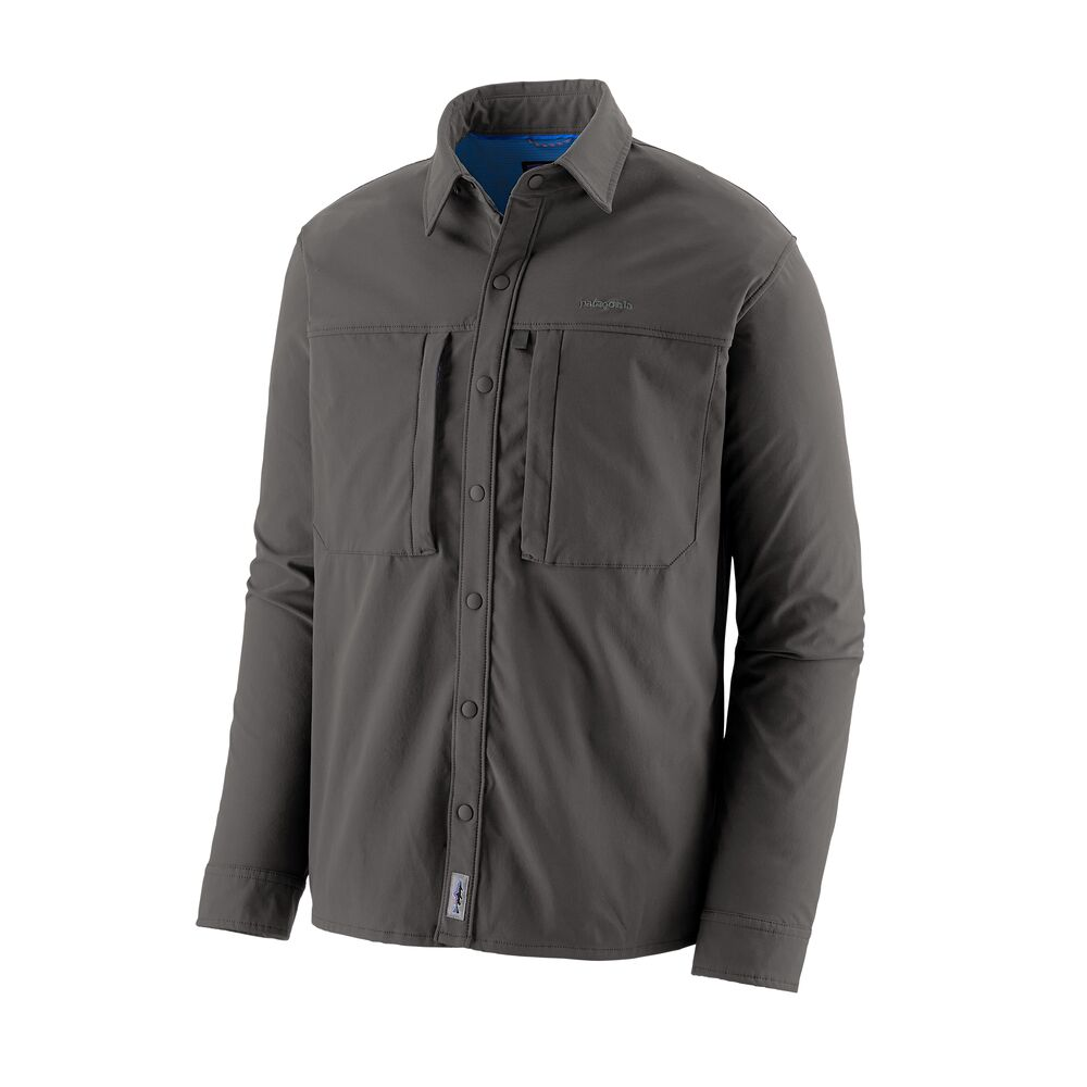 Patagonia Long-Sleeved Snap-Dry Shirt