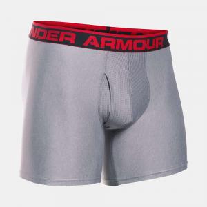 Under Armour Original Series 6-inch Boxerjock