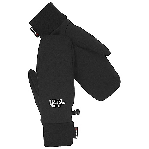 photo: The North Face Power Stretch Mitt fleece glove/mitten