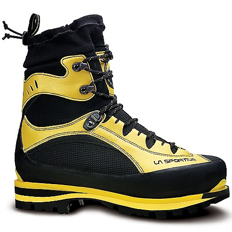photo: La Sportiva Trango Prime mountaineering boot