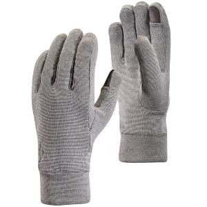 Black Diamond LightWeight WoolTech Liner Gloves