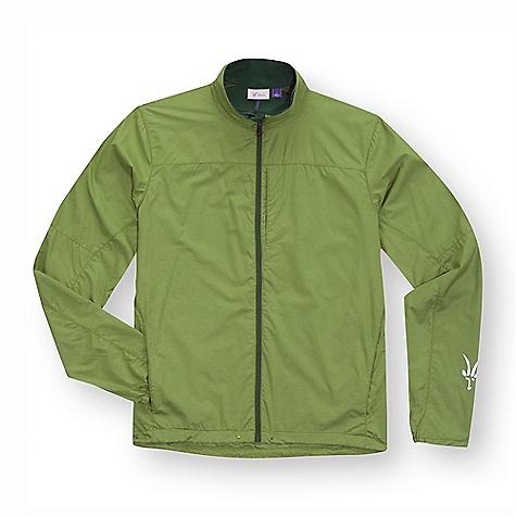photo: Ibex Men's Momentum Jacket wind shirt