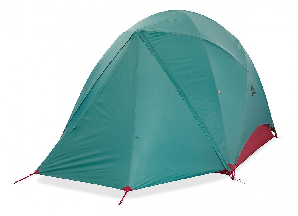 photo: MSR Habitude 4P three-season tent