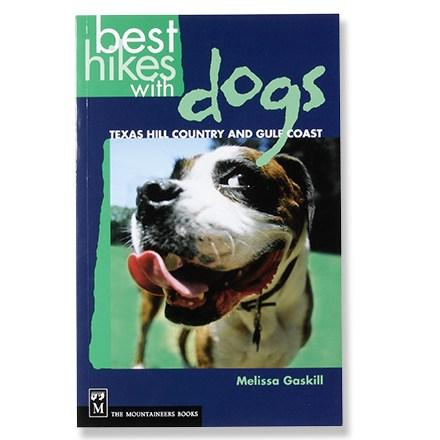 The Mountaineers Books Best Hikes With Dogs: Texas Hill Country and Gulf Coast