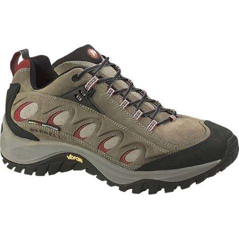 photo: Merrell Radius trail shoe