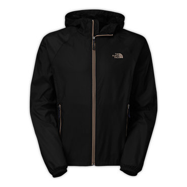 photo: The North Face Altimont Hoodie waterproof jacket