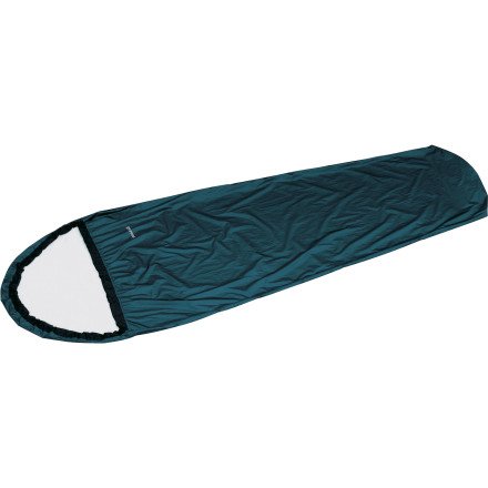 photo: MontBell Breeze Dry-Tec U.L Sleeping Bag Cover bivy sack
