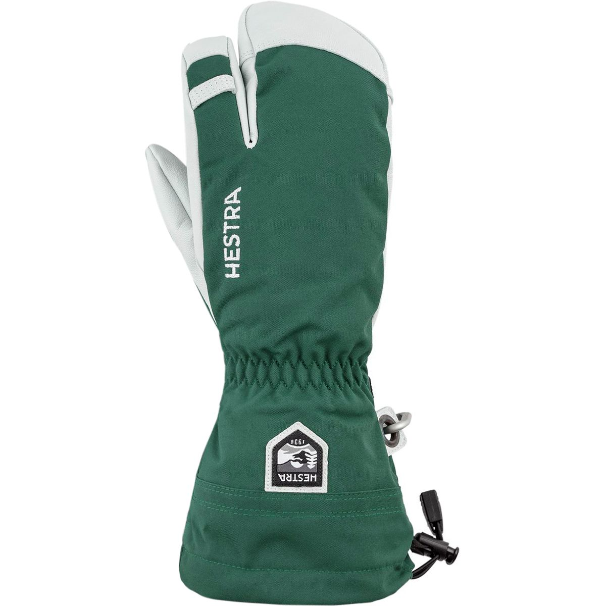 photo: Hestra Men's Heli 3-Finger Glove insulated glove/mitten