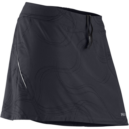 photo: Marmot Velox Skort running skirt