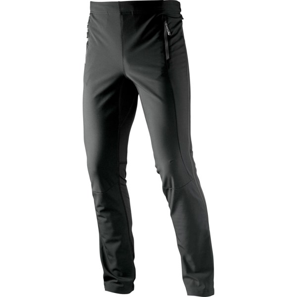 photo: Salomon Momentum Soft Shell Pants soft shell pant