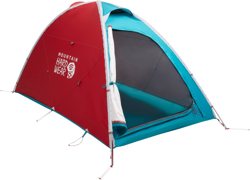 photo: Mountain Hardwear AC 2 Tent four-season tent