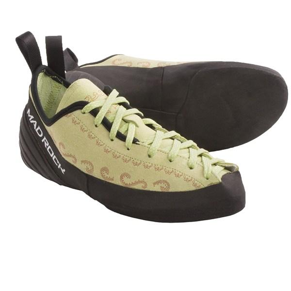photo: Mad Rock Banshee climbing shoe