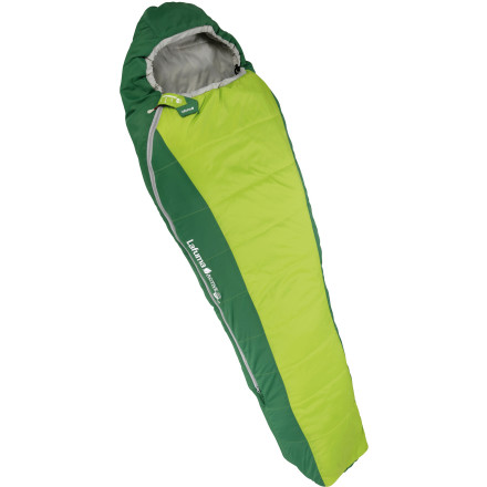 photo: Lafuma Active 35 LD warm weather synthetic sleeping bag