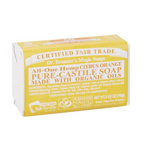 photo: Dr. Bronner Eucalyptus Organic Bar Soap soap/cleanser
