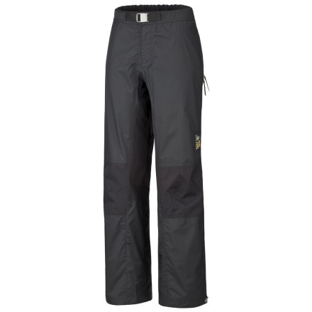 photo: Mountain Hardwear Women's Stretch Cohesion Pant waterproof pant
