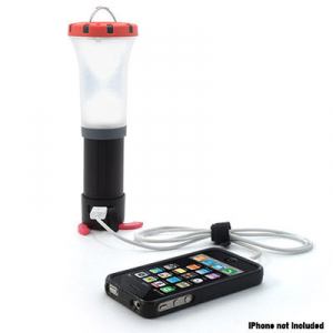photo: UCO Arka battery-powered lantern