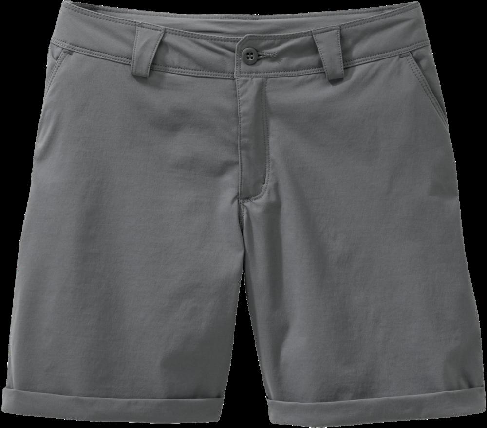 photo: Outdoor Research Women's Equinox Shorts hiking short