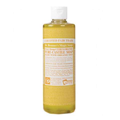 photo: Dr. Bronner Citrus Liquid Soap soap/cleanser